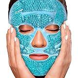 Sofida Cold Hot Gel Face Eye Mask - Reduce Puffy Dark Circles Bags Under Eyes Migraines Stress...