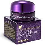 Mizon Collagen Power Firming Eye Cream, with Hyaluronic Acid for Wrinkle Care, Skin Nourished,...