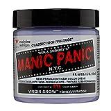 MANIC PANIC Virgin Snow Hair Blonde Toner