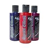 Special Effects SFX Hair Color Hair Dye Blue Mayhem
