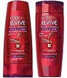 L'Oreal Color Vibrancy Intensive Shampoo and Conditioner Set, 12.6 Ounces each (Bundle: 2...