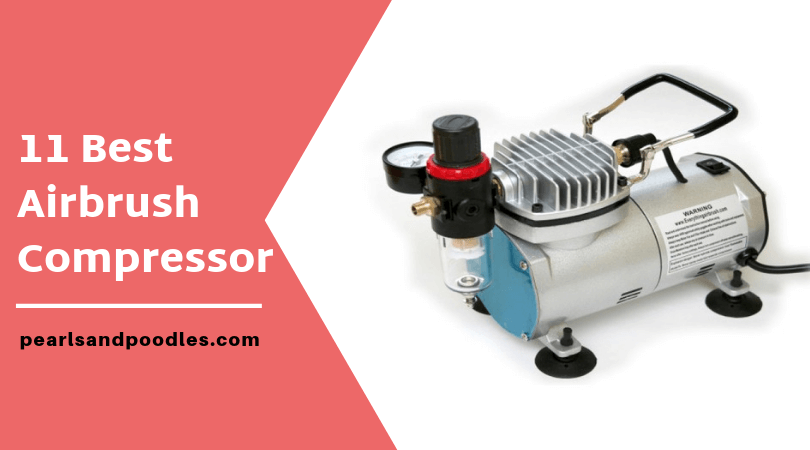 Best silent airbrush compressor with tank