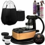 Aura Allure Spray Tan Machine Kit for Beginners & Experts