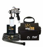 Fuji Mini spray tan review