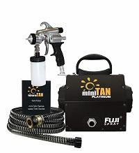 Fuji Mini Tan M model system spray tan