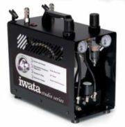 Iwata-Media Air Compressor for models