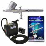 Master Airbrush Multi-Purpose Airbrushing System Kit
