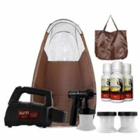 Maxi-mist lite plus sunless spray tanning kit for Beginners & Experts
