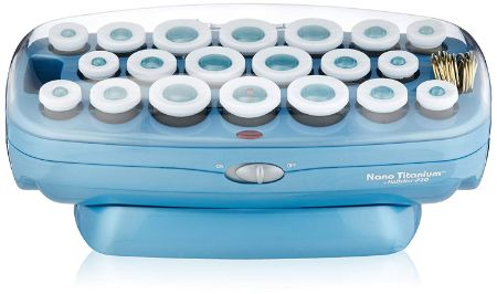 BabylissPro Nano Titanium Hair Rollers