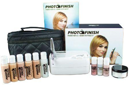 Photo Finish professional airbrush foundation