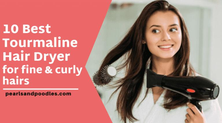 10 Best Tourmaline Hair Dryer