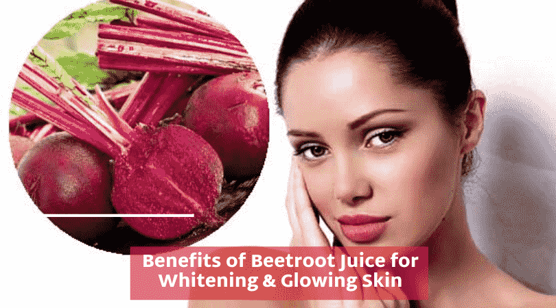 Benefits of Beetroot Juice for Skin