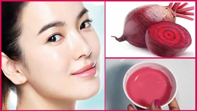 Beetroot Juice For Glowing Skin