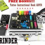 Grinder Tattoo Kit for all
