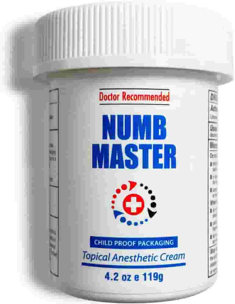 Numb Master Lidocaine for all