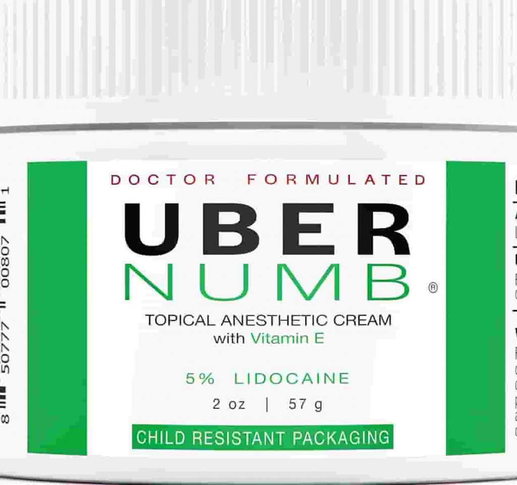 Uber Numb Advanced Formula